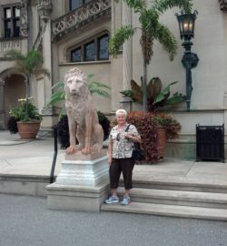 Cynthia at Biltmore Estates