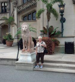 Cynthia at Biltmore Estates
